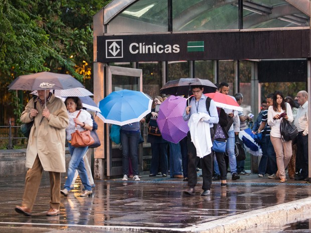 Temperatura em São Paulo pode chegar a 7ºC no sábado (10)